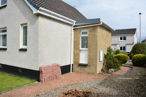 House Extension in Bridge of Earn