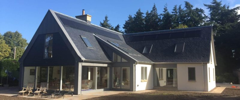 Meldrum Construction Finished Project