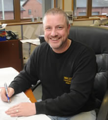 Scott McNae Contracts Manager (Maintenance Division)