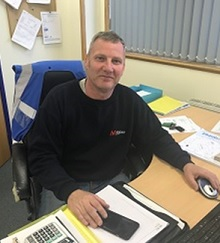Mike Cunningham Contracts Manager (Building Division)